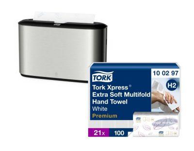 Papier toaletowy LISTKI T3 TORK 114273 karton